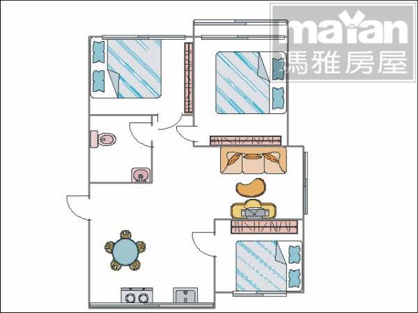 金水百通商圈百通馨苑6区